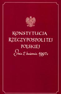 Władze lokalne i wybory - Polska konstytucja RP